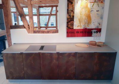 Buffet und Kochbereich Buchmühle LEICHT Küche