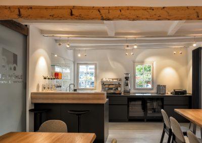 Cafe und Thekenküche Buchmühle Leicht Küche