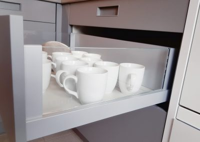 Buchmühle Spülküche