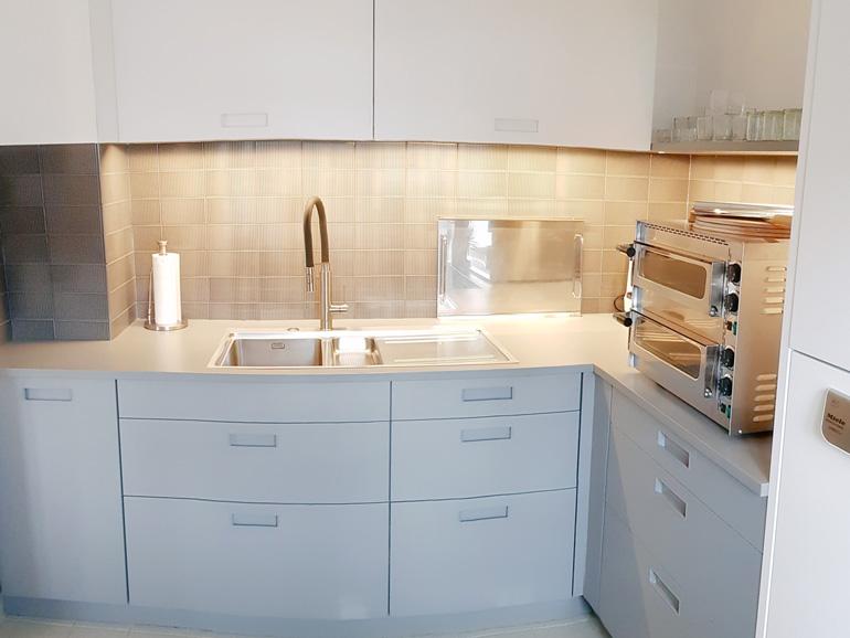 LEICHT Küche - Spülküche in der Buchmühle
