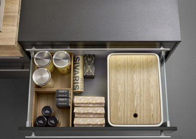Leicht Küchen Inneneinrichtung Schublade 18