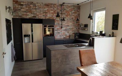 Industrial Style – Neue LEICHT Küche
