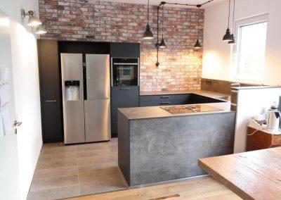 Industrial Style - LEICHT Küche