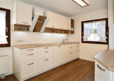 Leicht Einbauküche 2 Küchenzeilen