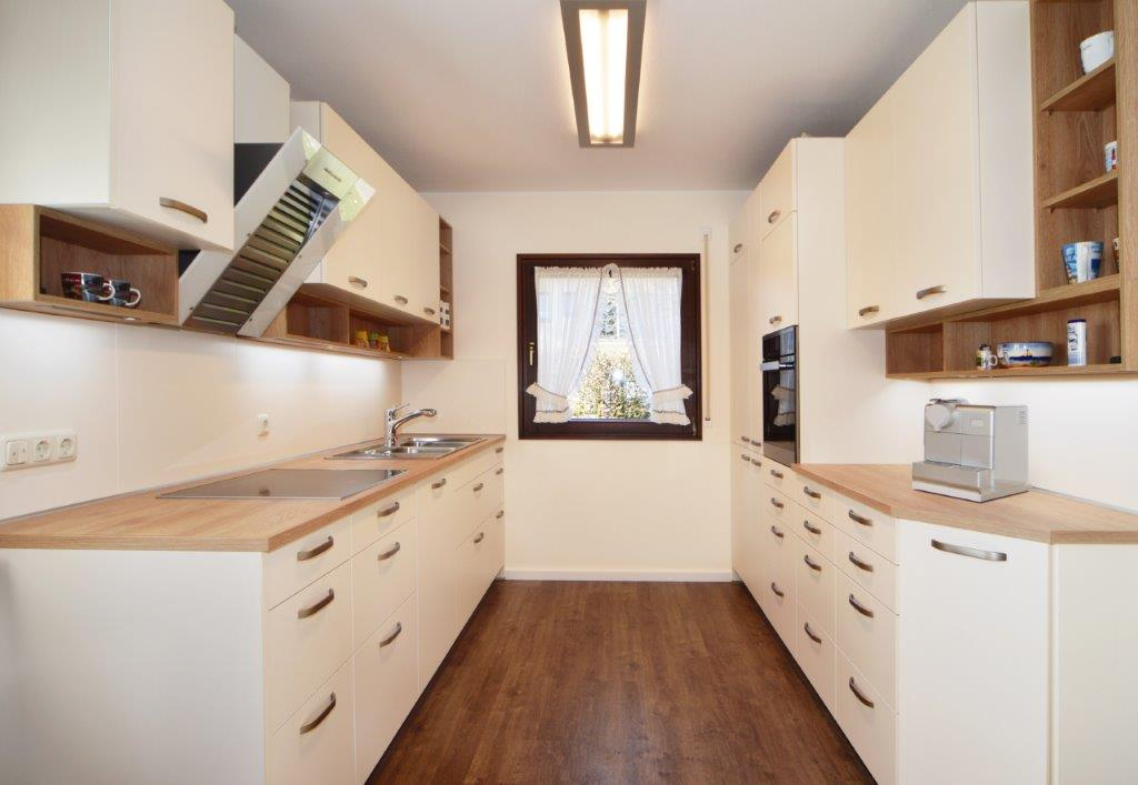 LEICHT Küche - Einbauküche mit viel Stauraum