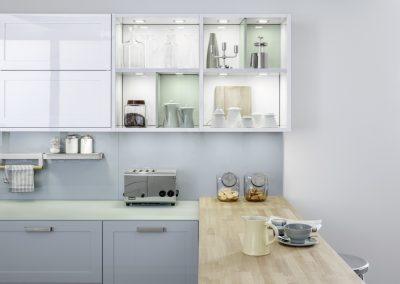 LEICHT Küche – CARRÉ-2-FG | XYLO