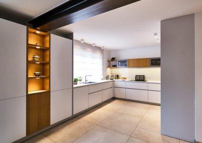 Offener Küchen und Essbereich Leicht Küche
