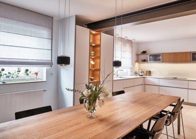 Offene LEICHT Einbauküche